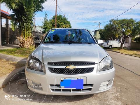 Chevrolet Celta LT 5P usado (2012) color Gris Metalico precio $850.000