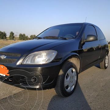 Chevrolet Celta LS 3P Ac usado (2013) color Negro precio $720.000