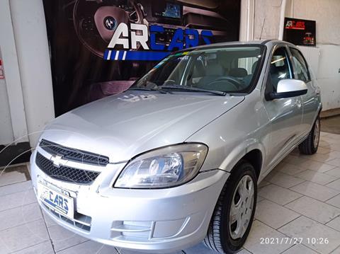 Chevrolet Celta LT 5P usado (2012) color Gris Metalico financiado en cuotas(anticipo $380.000)
