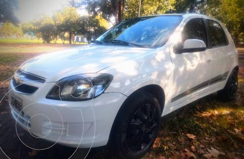 Chevrolet Celta LT 5P usado (2013) color Blanco precio $685.000