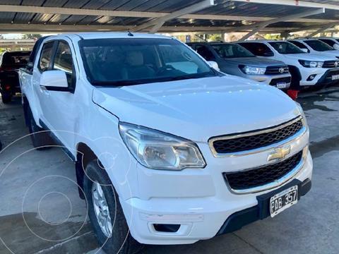 Chevrolet Celta LT 5P usado (2015) color Blanco precio $3.020.000