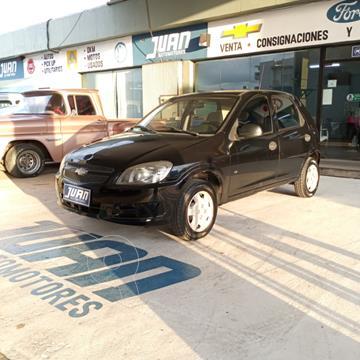 Chevrolet Celta LT 3P usado (2012) color Negro precio $740.000