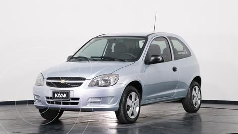 Chevrolet Celta LT 3P usado (2012) color Plata precio $700.000