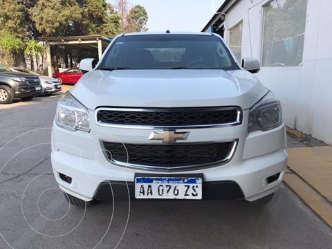 Chevrolet Celta LT 5P usado (2016) color Blanco precio $2.500.000