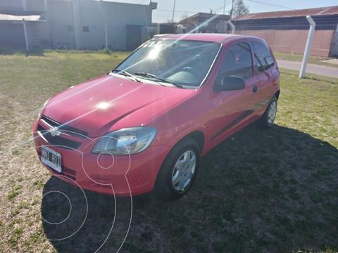 Chevrolet Celta LT 3P usado (2013) color Rojo precio $1.000.000