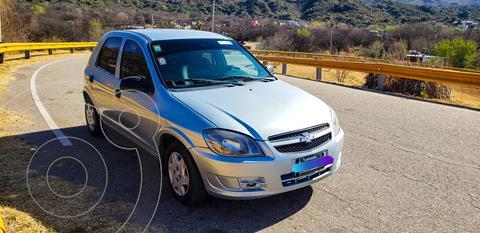 Chevrolet Celta LT 5P usado (2012) color Gris precio $730.000