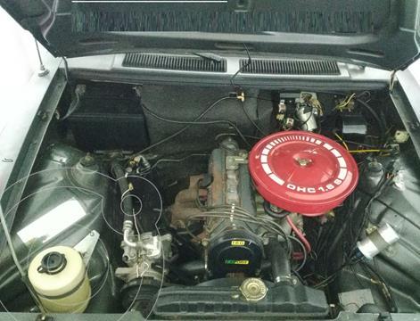 Chevrolet Chevette SL L4 1.6 8V usado (1988) color Gris precio u$s2.600