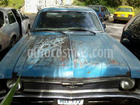 Chevrolet Chevy 500 Pick-Up L4 1.6 usado (1970) color Azul precio u$s500