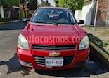 Foto venta Auto usado Chevrolet Chevy 3P Paq D Aut (2010) color Rojo precio $60,000