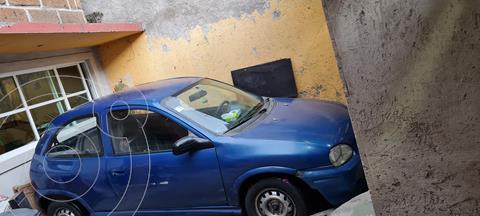 Chevrolet Chevy 3P Pop Austero usado (2002) color Azul precio $37,000