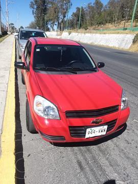 Chevrolet Chevy 5P Paq C usado (2010) color Rojo precio $69,000
