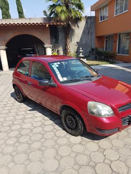 Chevrolet Chevy 3P Paq J  usado (2011) color Rojo Tinto precio $69,000
