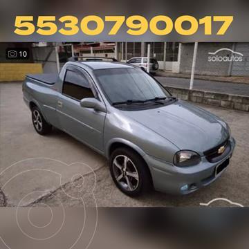 Chevrolet Chevy 3P Joy i usado (2003) color Gris precio $29,350