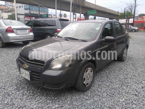 Chevrolet Chevy 3P Paq H usado (2011) color Plata precio $85,000