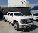 Foto venta Auto usado Chevrolet Cheyenne 2500 4x4 Crew Cab LTZ  (2014) color Blanco precio $498,000
