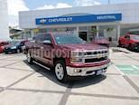 Foto venta Auto usado Chevrolet Cheyenne 2500 4x4 Doble Cab LTZ (2014) color Rojo Victoria precio $480,000