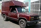 Foto venta carro usado Chevrolet Cheyenne Auto. 4x4 (1993) color Rojo precio u$s2.500