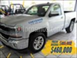 Foto venta Auto usado Chevrolet Cheyenne LT CABINA REGULAR 4X2 (2017) color Plata precio $465,000