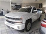 Foto venta Auto usado Chevrolet Cheyenne LT Z71 DOBLE CABINA 4X4 V8 5.3L (2017) color Blanco precio $475,000