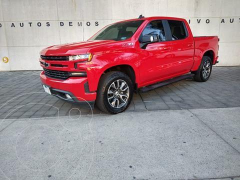 foto Chevrolet Cheyenne Cabina Doble RST 4X4 usado (2019) color Rojo precio $799,900