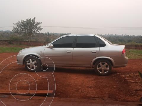 Chevrolet Classic 4P LT usado (2013) color Gris precio $760.000