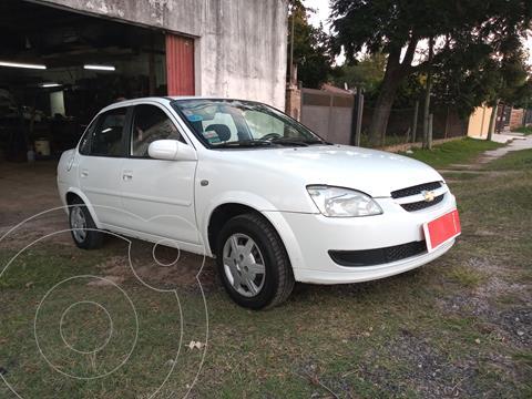Chevrolet Classic 4P LS usado (2013) color Blanco precio $650.000