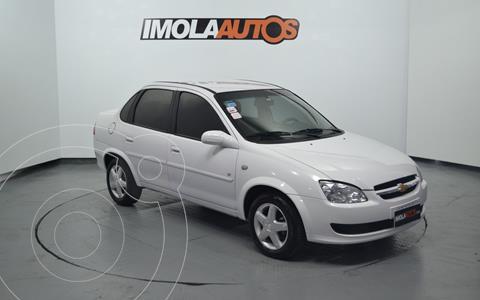Chevrolet Classic 4P LT usado (2011) color Blanco precio $800.000