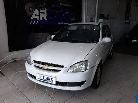 Chevrolet Classic 4P LS Spirit usado (2012) color Blanco financiado en cuotas(anticipo $450.000)