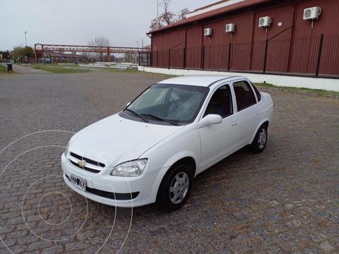 Chevrolet Classic 4P LS  usado (2015) color Blanco precio $950.000