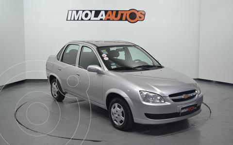 Chevrolet Classic 4P LS  usado (2015) color Plata precio $950.000