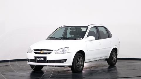 Chevrolet Classic 4P LS  usado (2016) color Blanco precio $950.000