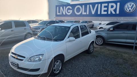 Chevrolet Classic 4P LS Pack usado (2014) color Blanco Summit precio $840.000