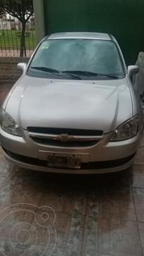 Chevrolet Classic 4P LS Pack usado (2015) color Plata Switchblade precio $630.000