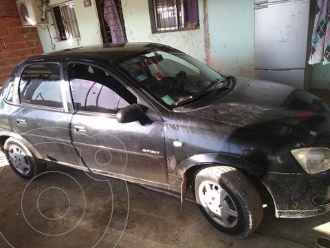 Chevrolet Classic 4P LS Spirit usado (2012) color Negro precio $520.000