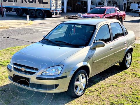 Chevrolet Classic 4P LS Pack usado (2011) color Beige precio $820.000
