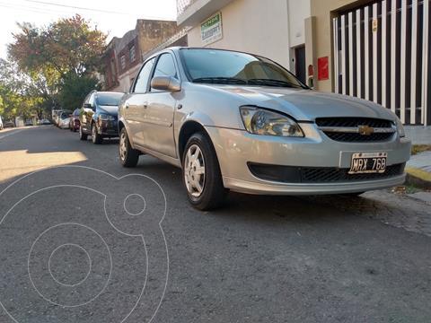 Chevrolet Classic 4P LS usado (2013) color Gris Bluet precio $580.000