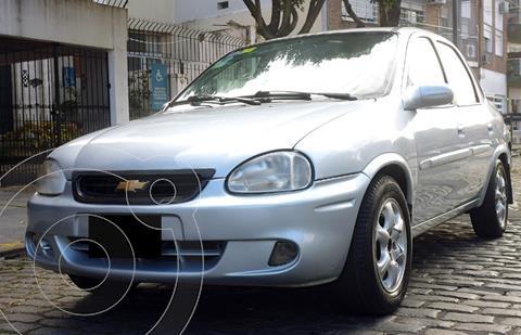 Chevrolet Classic 4P LT usado (2011) color Plata precio $795.000