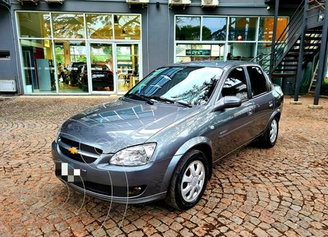 Chevrolet Classic 4P LT Spirit  usado (2012) color Gris precio $800.000