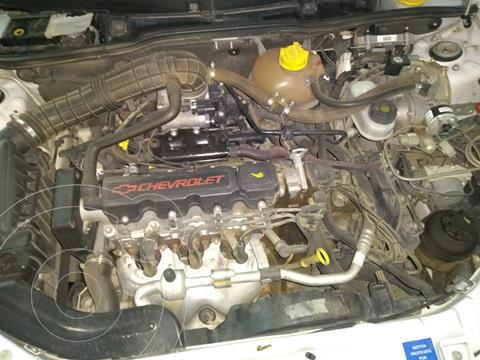 Chevrolet Classic 4P LS  usado (2015) color Blanco precio $750.000