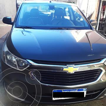 Chevrolet Cobalt LTZ Aut usado (2017) color Marron precio $1.300.000