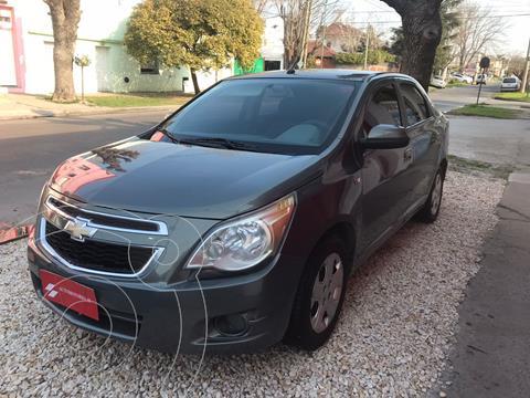 Chevrolet Cobalt LT  usado (2013) color Gris Rusk precio $890.000