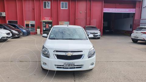 Chevrolet Cobalt LTZ usado (2013) color Blanco precio $695.000