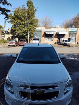 Chevrolet Cobalt LT  usado (2016) color Blanco precio $1.100.000