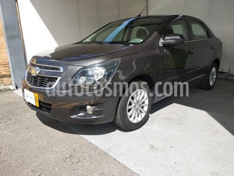 Chevrolet Cobalt 1.8 LTZ usado (2016) color Gris Galapagos precio $34.500.000