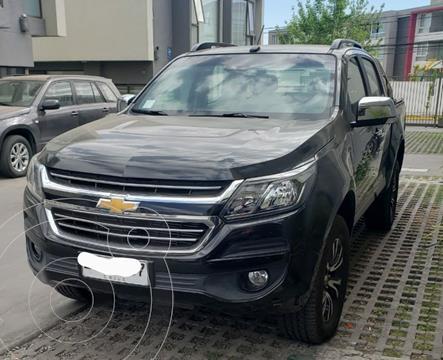 Chevrolet Colorado  2.8L LTZ 4x4  usado (2019) color Negro precio $19.200.000
