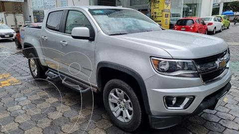 Chevrolet Colorado 4x4 Paq. C usado (2019) color Plata Dorado precio $585,000