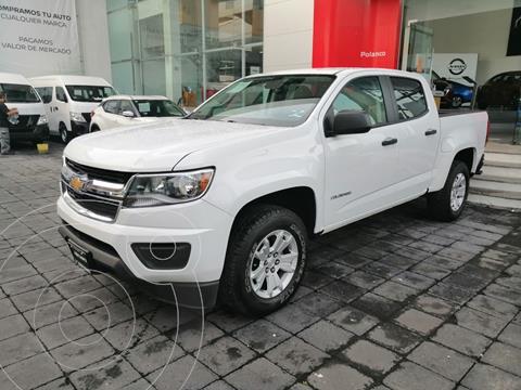 Chevrolet Colorado LT 4x2 usado (2019) color Blanco precio $525,000