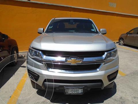 Chevrolet Colorado LT 4x2 usado (2018) color Plata precio $440,000