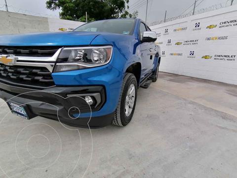 Chevrolet Colorado LT 4x4 nuevo color Azul precio $786,100
