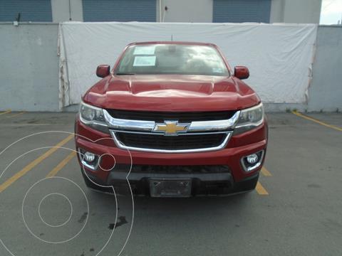 Chevrolet Colorado 4x2 Paq. B usado (2016) color Rojo Cobrizo precio $320,000